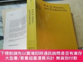 二手書博民逛書店R罕見& D,Patents, and ProductivityY220588 Zvi Griliches U