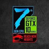 微星MSI GTX1050Ti 4GT OCV1 PCI-E 顯示卡