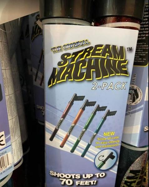 [COSCO代購] C952804 STREAM MACHINE 對戰水槍二入組 容量約0.9公升