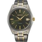 SEIKO精工 CS 經典簡約鈦金屬腕錶 6N52-00B0G SUR377P1