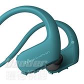 【曜德 買一送三】SONY NW-WS623 藍 4GB 藍芽防水極限運動數位隨身聽 12Hr續航