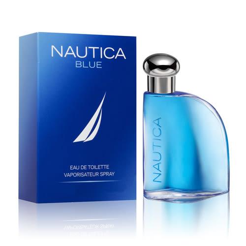 Nautica Blue 藍海男性淡香水100ml