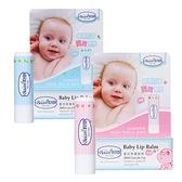 貝恩 Baan 嬰兒修護唇膏 原味/草莓 護唇膏 6335
