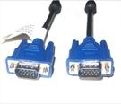 VGA線 公對公 4+5全銅 1.5米 顯示器投影機延長訊號線