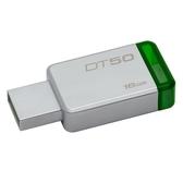 [富廉網]【Kingston】金士頓 DataTraveler 50 16G USB3.1 隨身碟 (DT50)