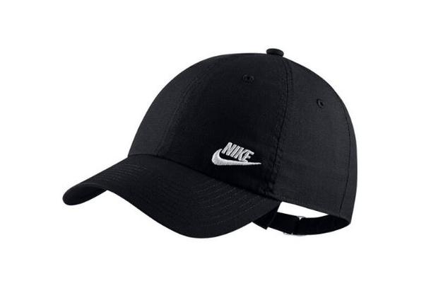 NIKE配件系列-NSW H86 CAP FUTURA CLASSIC 黑色運動帽-NO.AO8662010