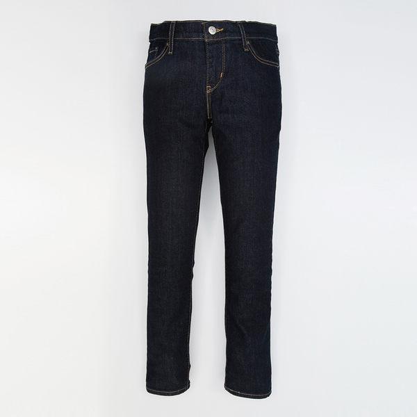 Levis 711 中腰緊身窄管牛仔長褲 / 亞洲版型 / 九分褲 / 中彈力布料