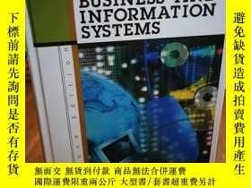 二手書博民逛書店Business罕見and Information System