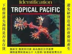 二手書博民逛書店Reef罕見Fish Identification - Tropical PacificY364682 Ger