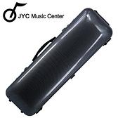 JYC Music JV-4001黑色格點~4/4小提琴四方盒(輕量級複合材料)