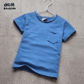 男童短袖t恤中大童純棉兒童夏裝男孩半袖韓版寶寶上衣 奇思妙想屋