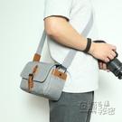 相機包 單反相機包微單文藝復古便攜單肩男女索尼尼康富士M5080D200D佳能 衣櫥秘密