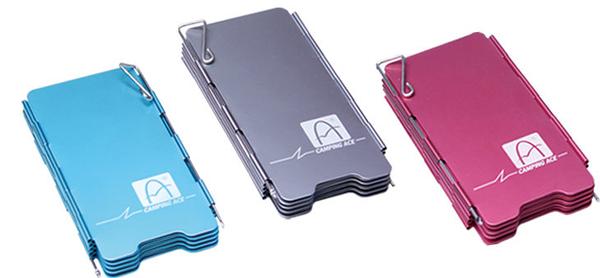 丹大戶外【Camping Ace】9片小型彩色檔風板 ARC-5103