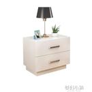 特價床頭櫃現代簡約儲物櫃子臥室收納櫃簡易家用小型置物床邊櫃 ATF夢幻小鎮