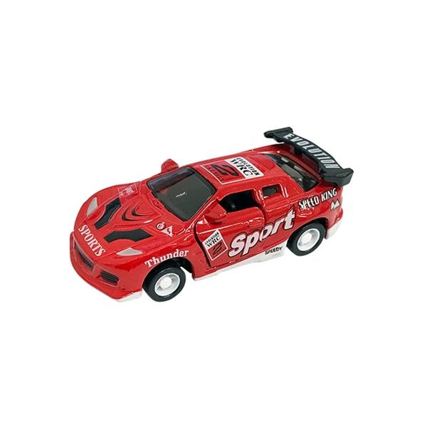 A&L奧麗迷你合金車 NO.49 極速賽車 迴力車 跑車 超跑 模型車(1:64)【楚崴玩具】