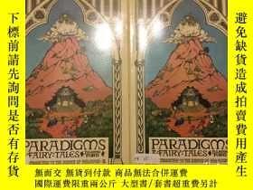 二手書博民逛書店Paradigms罕見and Fairy Tales: Intr