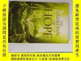 二手書博民逛書店the罕見guardian of hopeY133444 tam