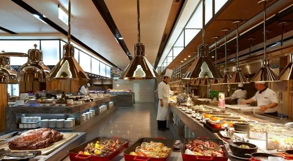 (礁溪)長榮鳳凰酒店 桂冠自助餐廳 平日雙人自助餐券