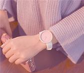 森系手錶女學生簡約潮流復古糖果色果凍可愛軟妹原宿 - 風尚3C