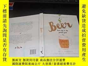 二手書博民逛書店Liquid罕見Education: Beer: From Hop to the Perfect咖啡Y3335