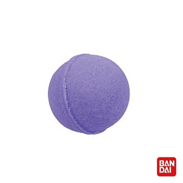 日本Bandai 鹹蛋超人泡澡球/入浴球 136元