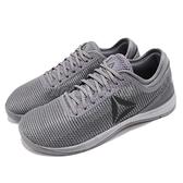 Reebok 訓練鞋 R CrossFit Nano 8.0 灰 健身專用 運動鞋 男鞋【ACS】 CN2976
