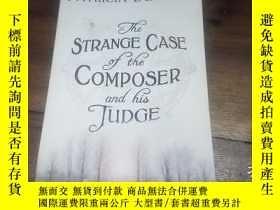 二手書博民逛書店The罕見STRANGE CASE of the COMPOSE