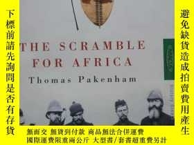 二手書博民逛書店The罕見Scramble for AfricaY350325