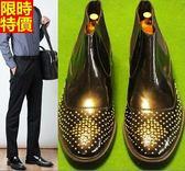 馬丁靴-創意簡約熱賣流行真皮男短靴5s80【巴黎精品】