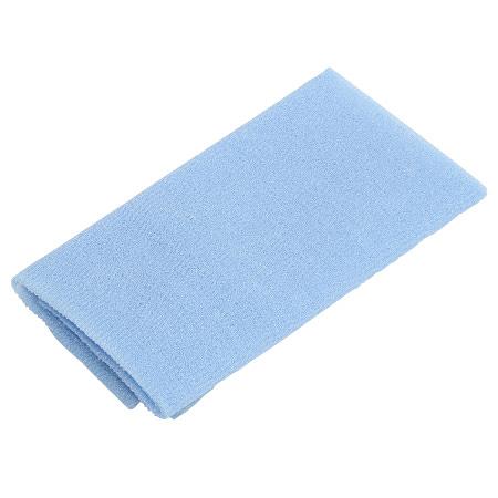 尼龍柔膚沐浴巾 藍A906U NITORI宜得利家居