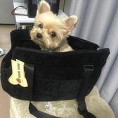 寵物背包狗狗便攜包手提單肩包貓包外出貓咪袋子狗背包外出斜背包    琉璃美衣
