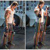 拉力器 拉力繩家用健身男力量訓練健身器材家用拉力器擴胸器拉力帶彈力繩 科技旗艦店