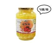High Tea《芳第》韓國原裝進口-韓國蘋果醬/1.9Kg*6罐/箱