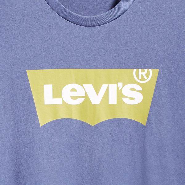 Levis 男款 短袖T恤 / 經典Logo / 靛藍