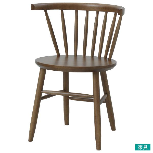 ◎橡膠木餐椅 NUTS-W TW MBR NITORI宜得利家居