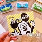 正版授權 迪士尼立體卡片 驚嚇米奇 小卡片 生日卡片 萬用卡片 卡片 COCOS DA030