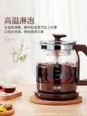 養身壺 黑茶壺全自動蒸汽玻璃家用噴淋式小型茯茶安化黑茶專用煮茶器 城市科技