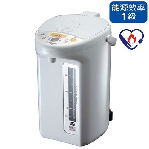 象印4L VE真空保溫熱水瓶CV-TWF40【愛買】