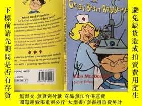 二手書博民逛書店the罕見great brain robbery : 大劫案Y200392