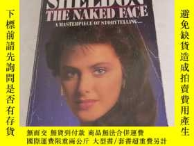 二手書博民逛書店Sidney罕見Sheldon The Naked faceY1613