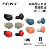 【領$200 結帳再折扣】SONY 索尼 真無線 H800 入耳式耳機 WF-H800 台灣原廠保固