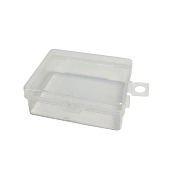 收納盒 塑料盒 小款 口罩收納盒 包裝盒 藥盒 文具盒 飾品 化妝棉 透明萬用收納【G019】MY COLOR