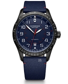 VICTORINOX 瑞士維氏 AirBoss 飛行機械錶 VISA-241820