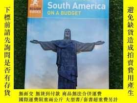 二手書博民逛書店South罕見America on a budgetY42402