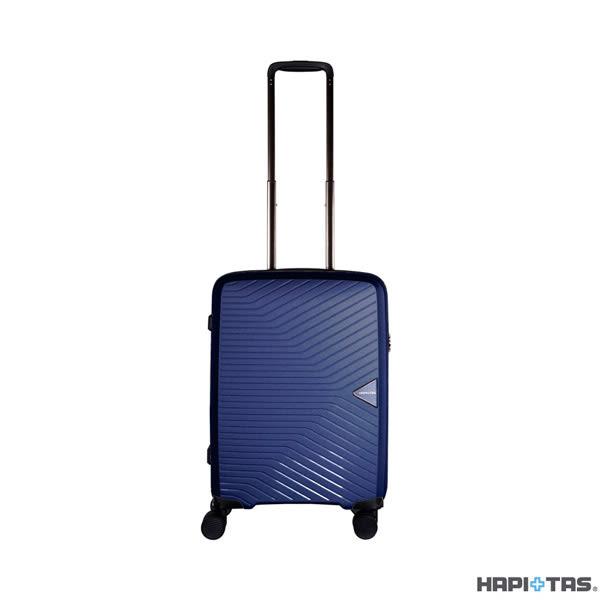CROWN 皇冠 HAPI+TAS 輕量 多色 PP 拉鍊箱 登機箱 旅行箱 19.5吋 行李箱 HAP2082