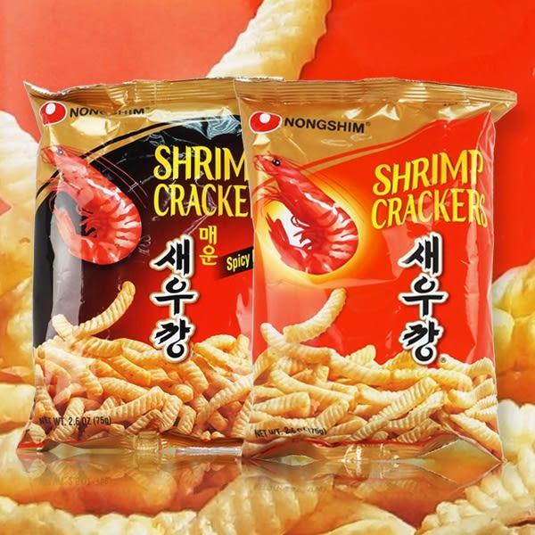 韓國 農心 鮮蝦條 75g【櫻桃飾品】【27841】