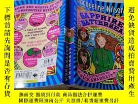 二手書博民逛書店sapphire罕見battersea藍寶石巴特西Y200392