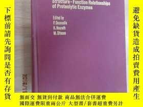 二手書博民逛書店英文書罕見Structure -Function Relatio