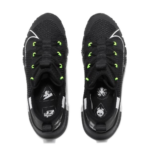 Nike 訓練鞋 Free Metcon 3 黑 白 男鞋 襪套 健身專用 多功能 運動鞋【ACS】 CJ0861-007