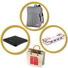 Buy3C 影音福袋組(內含外接式光碟燒錄機、4孔造型USB集線器、精美筆電後背包)